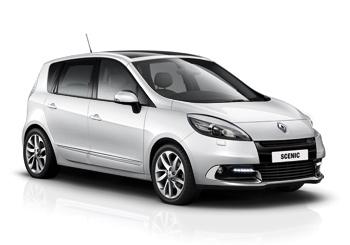 Renault Scénic 1,5 dCi 110/81 kW FAP