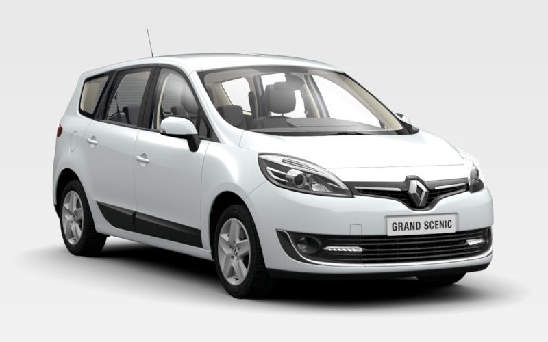 Renault Grand Scénic 1,5 dCi 81Kw/110k