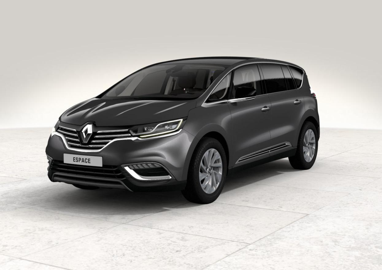Renault Espace 1,6 dCi 160 EDC sp5 (ilustrativní obrázek)