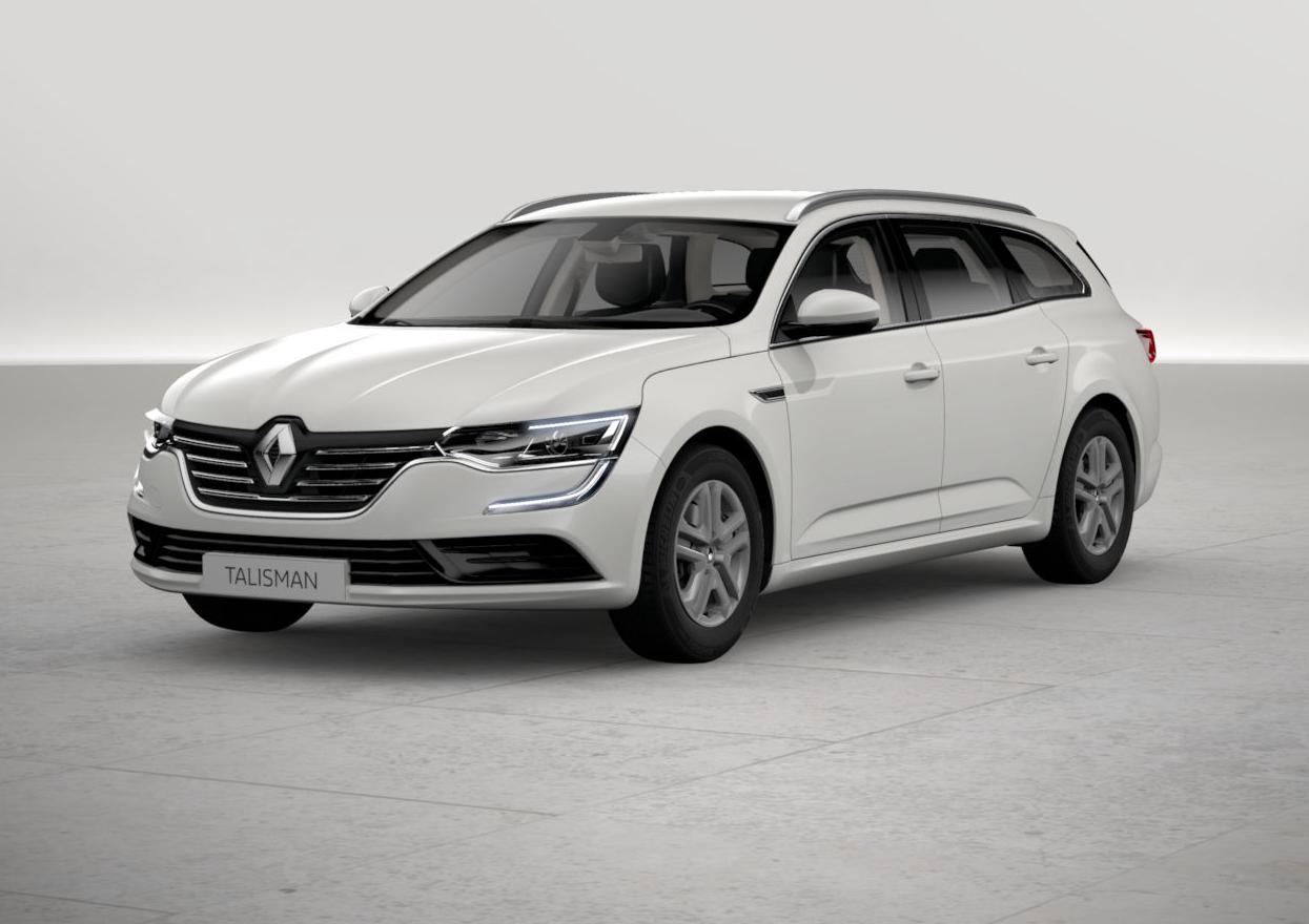 Renault Talisman Grandtour INTENS Blue dCi 160 EDC