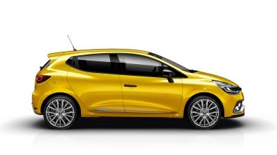 Nové CLIO R.S.