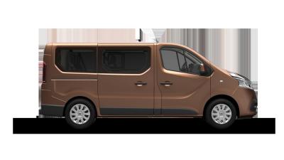 Nový TRAFIC Passenger Combi Van