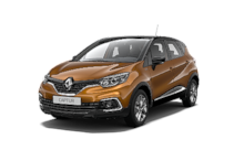 Renault Captur Energy TCe 150